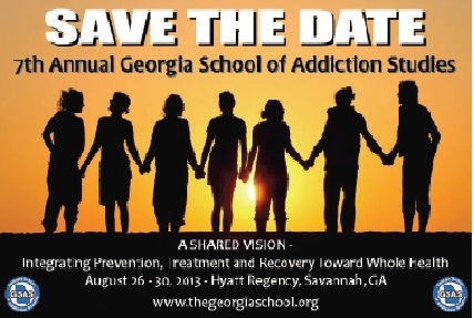 Grey to present at the Georgia School of Addiction Studies for a 2nd year